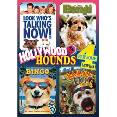 Hollywood Hounds (DVD)