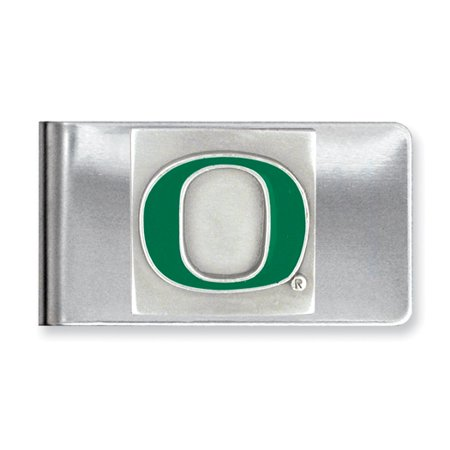 Collegiate Oregon Money Clip Man Gift For Dad Mens For (Daddy's Money)