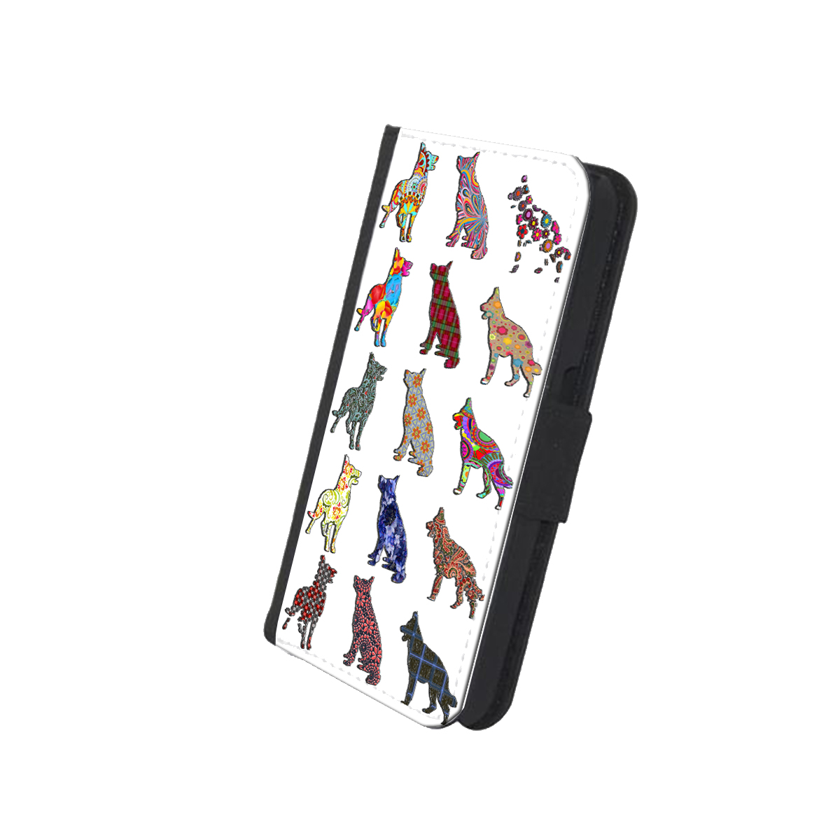 KuzmarK iPhone 6 Wallet Case - German Shepherd