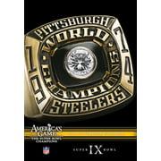 NFL America's Game: Pittsburgh Steelers Super Bowl IX (DVD) by Allied Vaughn