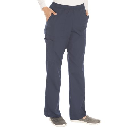 Scrubstar Women's Core Essentials Mechanical Stretch Pull On Scrub Pant (Doctor On Scrubs)