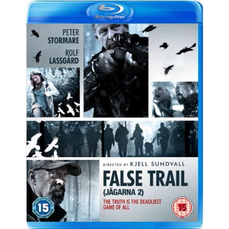 False Trail (2011) ( Jägarna 2 ) ( The Hunters 2 (The Hunters Two) ) [ NON-USA FORMAT, Blu-Ray, Reg.B Import - United Kingdom