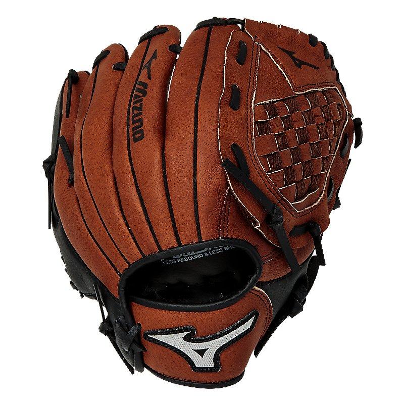 Mizuno Prospect Baseball Glove, 10.50in, Right Hand Throw 10.50in