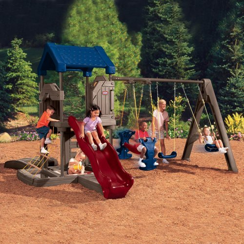 Little Tikes Endless Adventures Playground Playset
