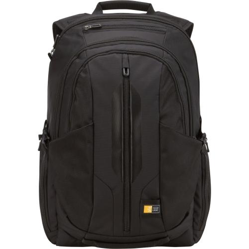 "Case Logic RBP-117BLACK Case Logic RBP-117 Carrying Case (Backpack) for 17.3"" Notebook, iPad, Tablet PC... by Case Logic"