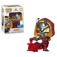 Funko POP! Games: Overwatch S5 - Reaper (Hell Fire) (Walmart Exclusive)