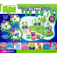 Cra-Z-Art 18833 Nickelodeon Ultimate Slime Making Lab Tabletop Mixer (32 Piece), Be Part of the make your own slime craze By CraZArt
