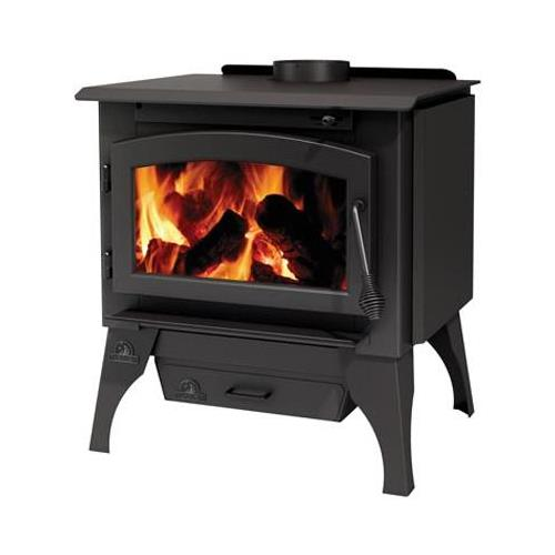 2100 Timberwolf Stoves Economizer EPA Woodburning Stove