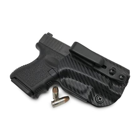 Concealment Express: Glock 17/19/22/23/26/27/31/32/33 (Gen 1-5) Tuckable IWB KYDEX