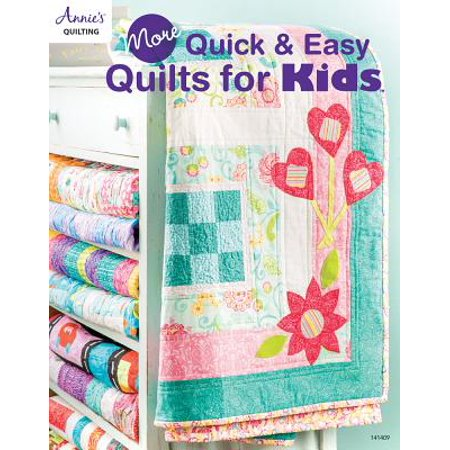More Quick & Easy Quilts for Kids (Quick And Easy Halloween Treats For Kids)