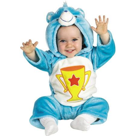 Care Bear Champ Infant Costume - Newborn Bear Costume
