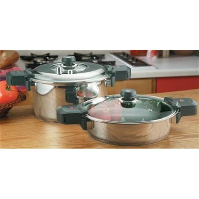 Precise Heat Low Pressure Pressure Cooker cooks foods in half the time KTPC942 - image 1 of 1