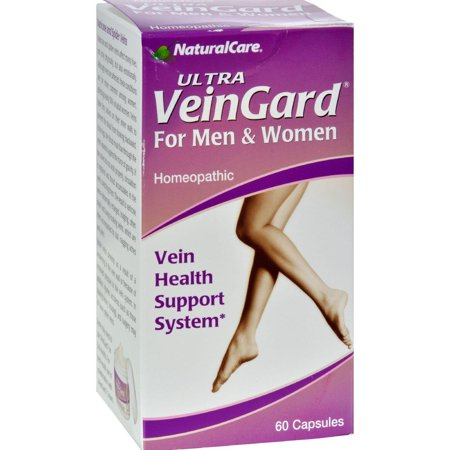Natural Care Ultra Vein-gard - 60 Capsules