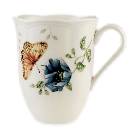 - Lenox Butterfly Meadow Fritillary Porcelain Tea Mug