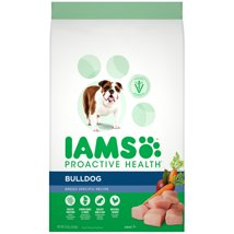 Dog Food: Iams Proactive Health Bulldog