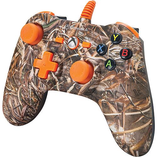 Xbox One Mini Series Realtree Wired Controller (Xbox One), Max 5