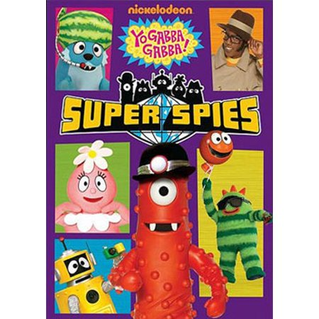 Yo Gabba Gabba: Super Spies