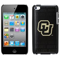 Colorado Buffaloes Watermark 4th Generation iPod Touch Snap-On Case
