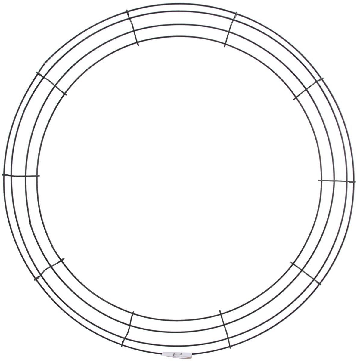 Wire Wreath Frame 24