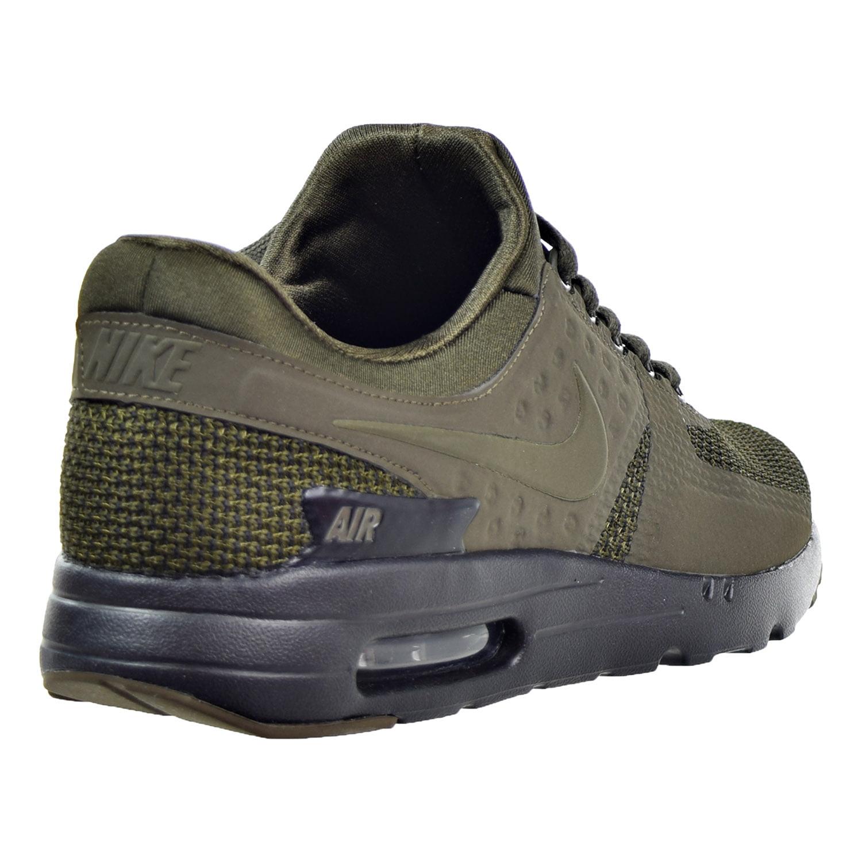 Nike Air Max Zero Premium Men's Shoe Dark Loden/Black 881982-300