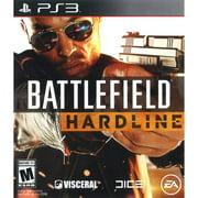 Battlefield Hardline, Electronic Arts, PlayStation 3, 014633732719