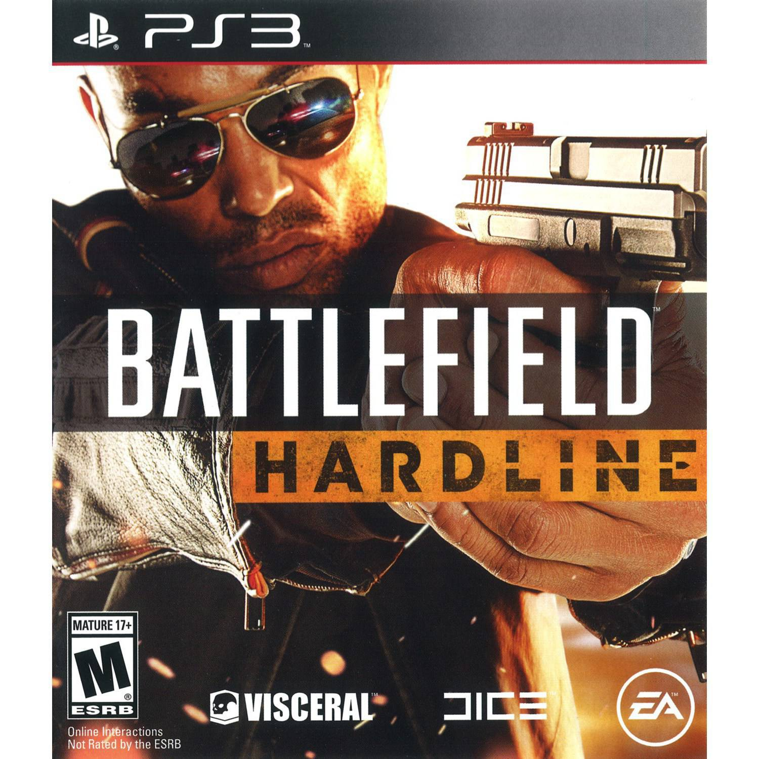 Battlefield Hardline, Electronic Arts, PlayStation 3, 014633732719