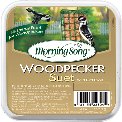 Morning Song Woodpecker Suet