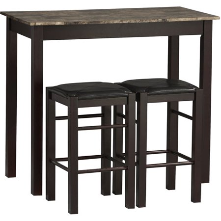 linon home decor products inc tavern 3 piece set espresso. Black Bedroom Furniture Sets. Home Design Ideas