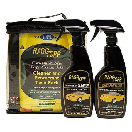 Raggtopp 1164 Convertible Top Care Kit - Vinyl