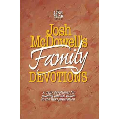 Josh McDowell's One Year Book of Family Devotions