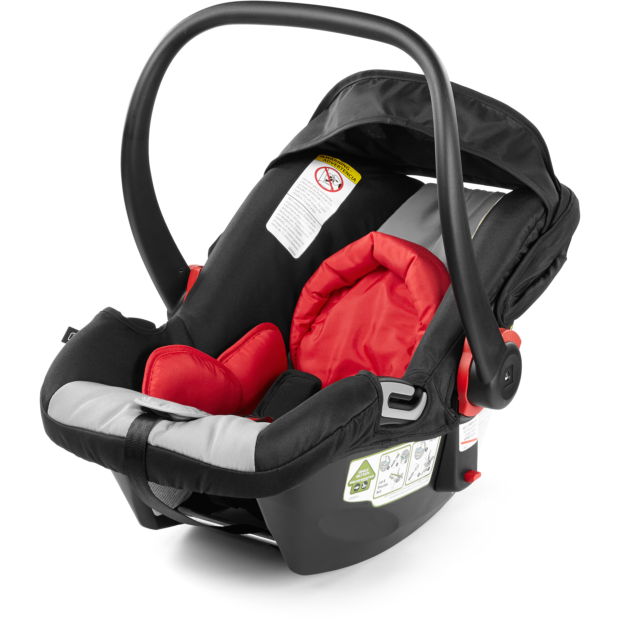 Urbini Petal Infant Car Seat - Walmart.com