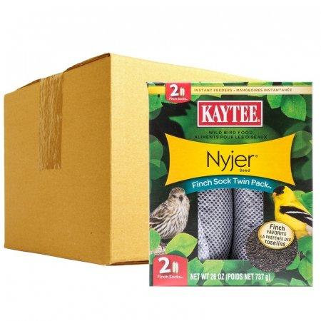 Kaytee Nyjer Seed Finch Sock Twin Pack