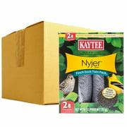 Kaytee Nyjer Seed Finch Sock Twin Pack - BULK - 12 Socks - (6 x 2 Pack)