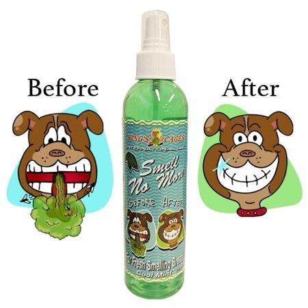 50018 Smell No More Breath Spray for Dogs 8oz