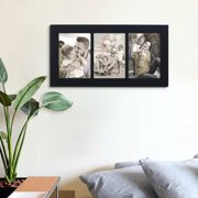 Adeco Trading 3 Opening Wall Hanging Picture Frame