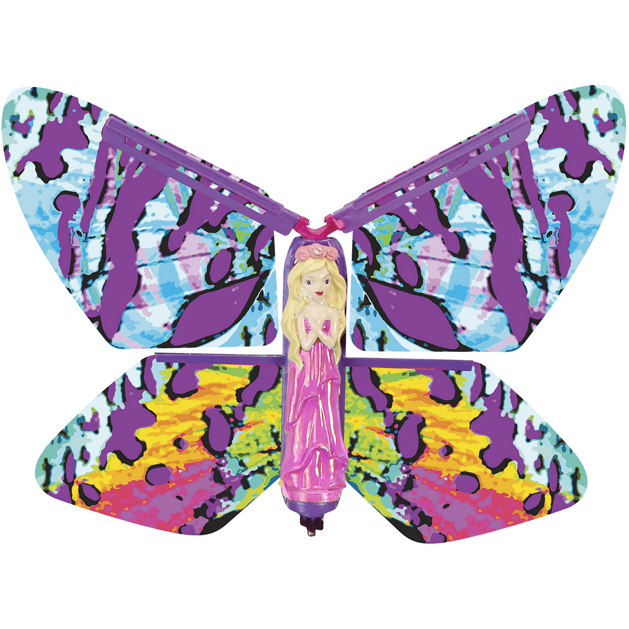 Flutterbye Fairy Surprise Butterfly Diary, Blue