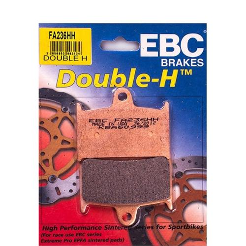 EBC Double-H Sintered Brake Pads Front (2 sets Required) Fits 93-01 Triumph Trophy 1200