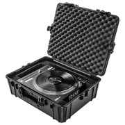 NEW WATERTIGHT & DUSTPROOF DJ MIXER CARRYING CASE FOR THE RANE 12 MOTORIZED TURNTABLE CONTROLLER *made in U.S.A.*