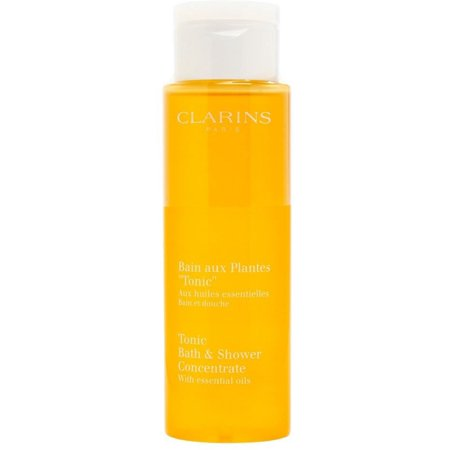 2 Pack - Clarins Tonic Shower Bath Concentrate For Unisex 6.8 oz