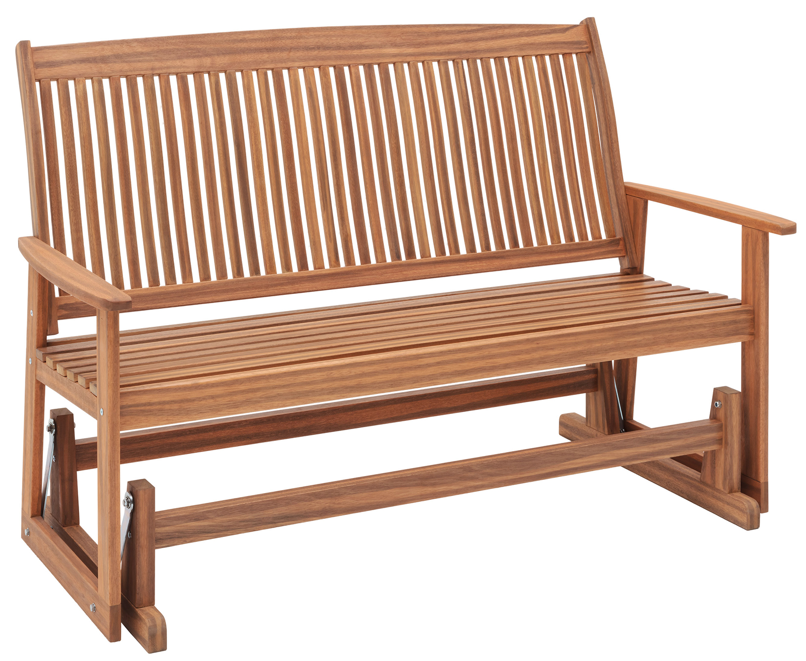 Jack Post 5' Gliding Bench in Teak Look by JACK POST CORP IMPORT