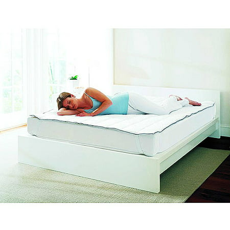 spa sensations memory foam mattress pad down like comfort. Black Bedroom Furniture Sets. Home Design Ideas