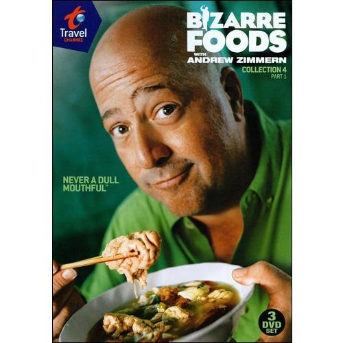 Bizarre Foods: Collection 4, Volume 1 (Widescreen)