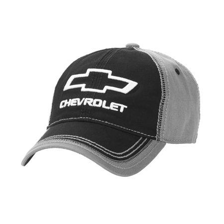 Chevrolet Washed Twill Baseball Cap