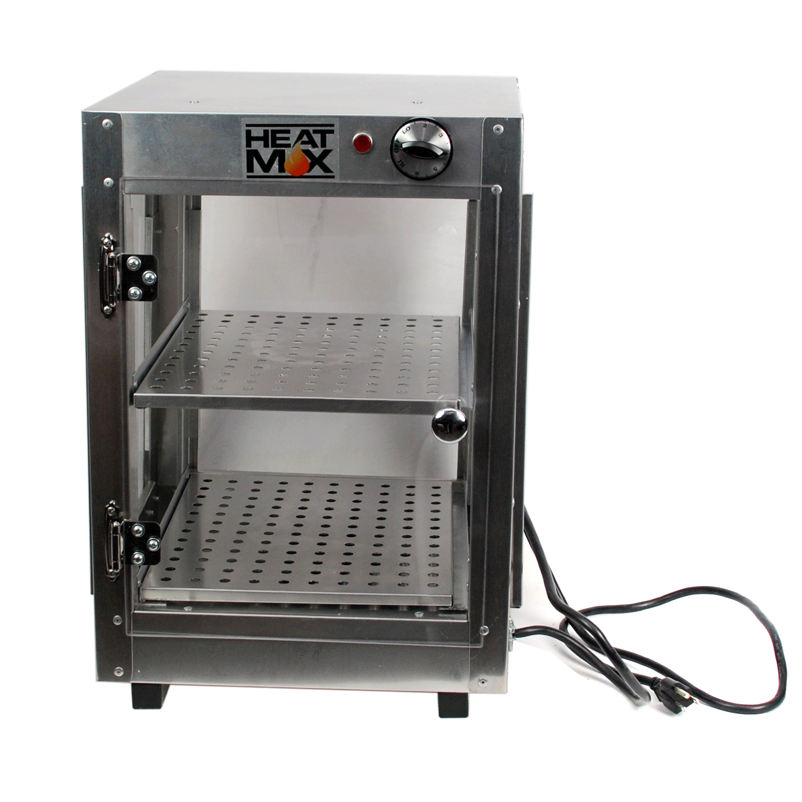 HeatMax Commercial Food Warmer Pizza Pastry Hot Countertop Display ...