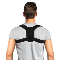 Posture Corrector For Men And Women - Adjustable Upper Back Brace Posture Straightener Posture Corrector Brace For Clavicle Support and Providing Pain Relief for Neck, Back and Shoulder
