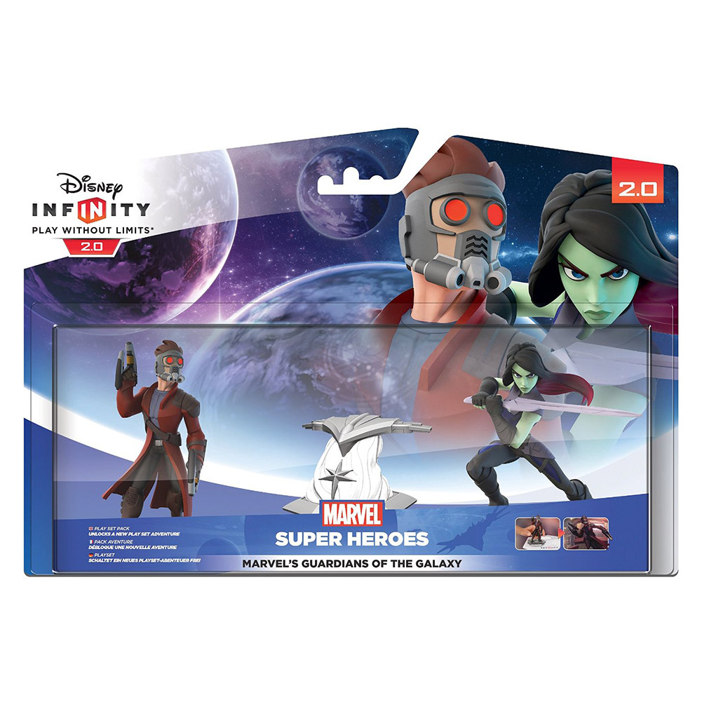 Disney Infinity 2.0: Guardians of the Galaxy Play Set by
