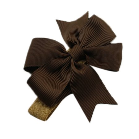 2019 Hot Sale Infant Baby Girls Bow Headband Flower Hair Accessories