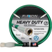 Image of Flexon Garden 50' Heavy Duty Sea Foam Green 5/8