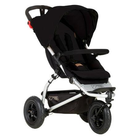 Mountain Buggy Swift Stroller - Black ()