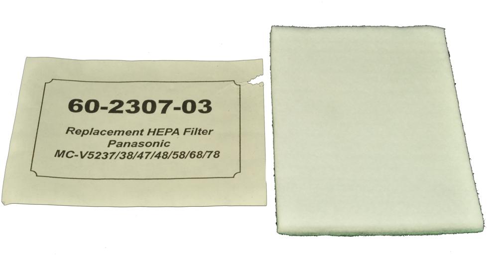 2X Vacuum HEPA Filter for Dirt Devil 085845